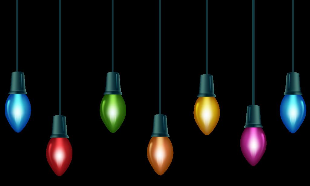 Christmas Lights Clipart Images  InspirationSeekcom