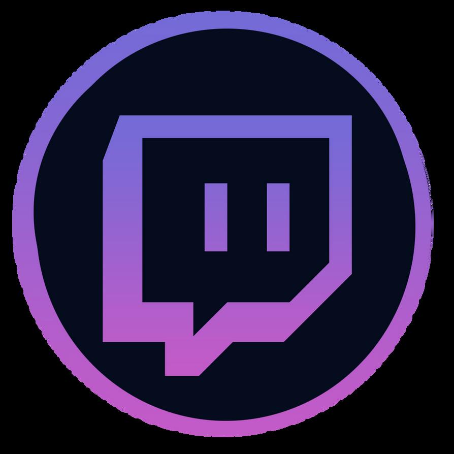 Logo Twitch IOSVersion by Akiruuu on DeviantArt