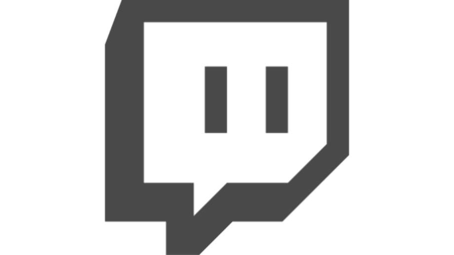 Download High Quality twitch logo png black Transparent