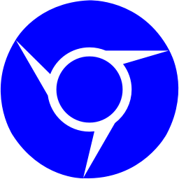 Free Blue Google Chrome Icon  Download Blue Google Chrome