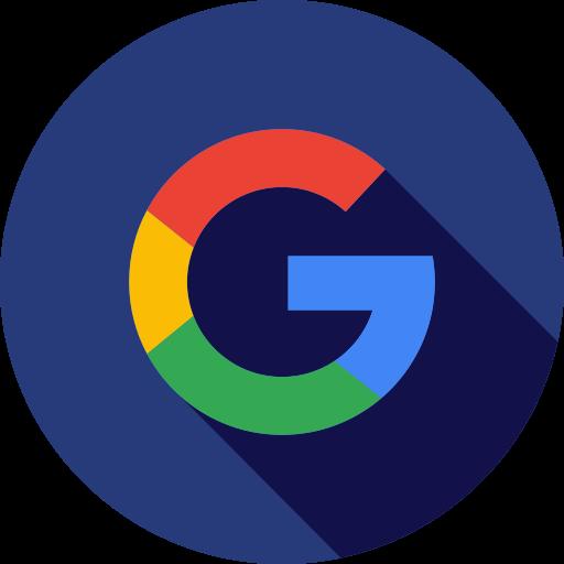 Google  Free social media icons