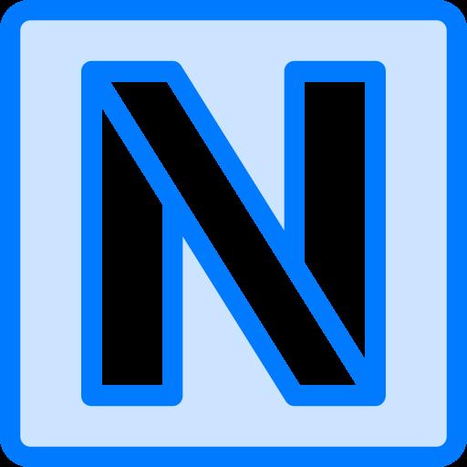 Netflix  Free logo icons