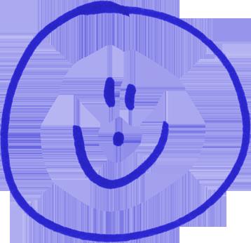 Blue Smiley Face  ClipArt Best
