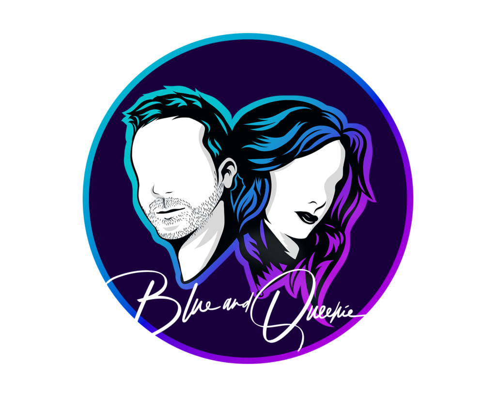 BLUE AND QUEENIE  Twitch Broadcasters