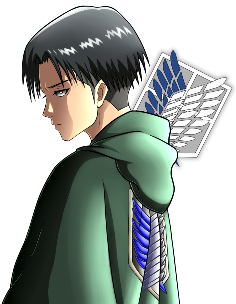 Levi on Shingekinokyojin  DeviantArt