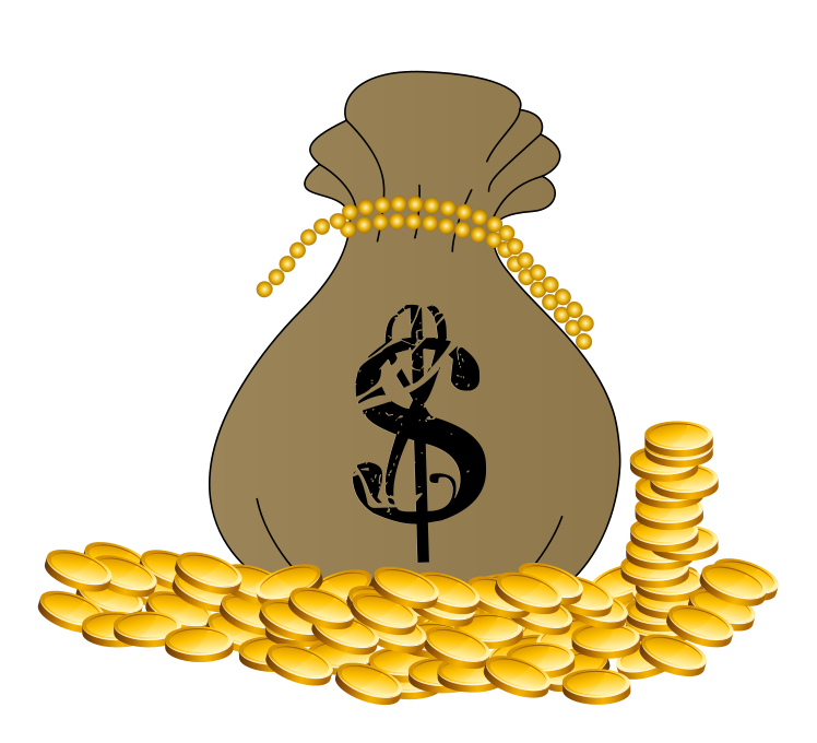Money Bag Clipart  Clipart Suggest