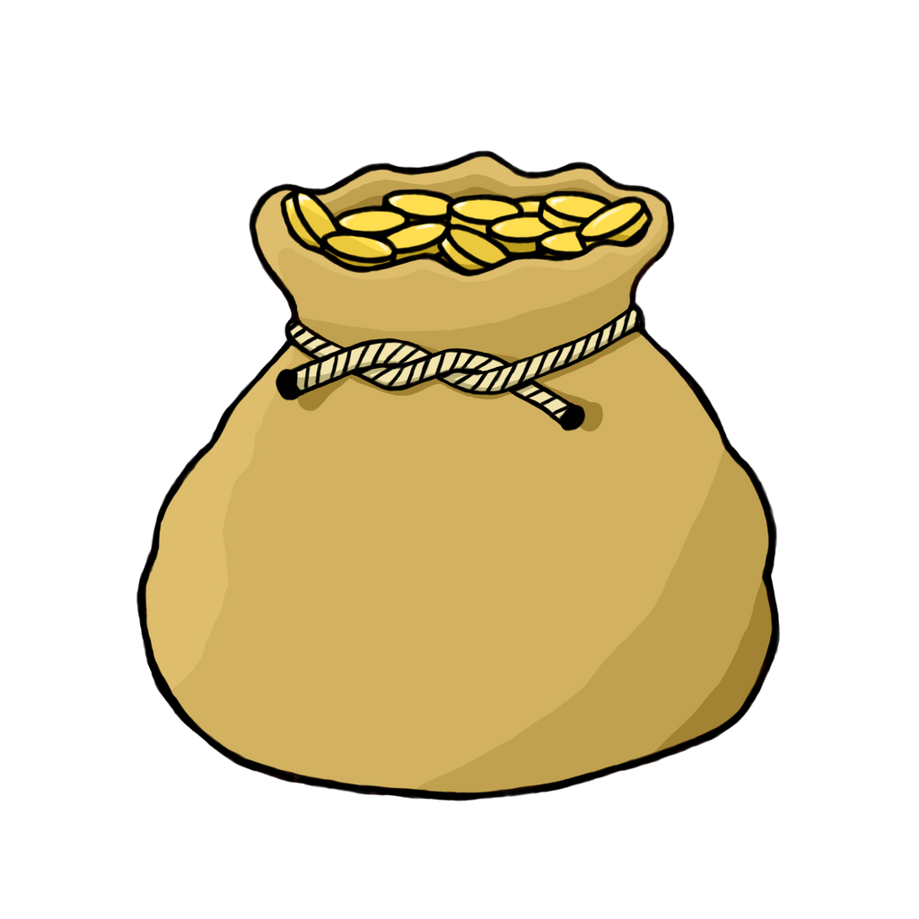 Bag of Gold  Sac dOr by Bob500000 on DeviantArt