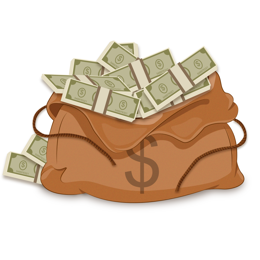 Money bag Icon  purse png download  10001000  Free