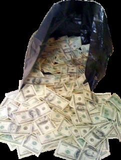 15 Money Bag PSD Images  Gucci Bag Full Money Money PSD