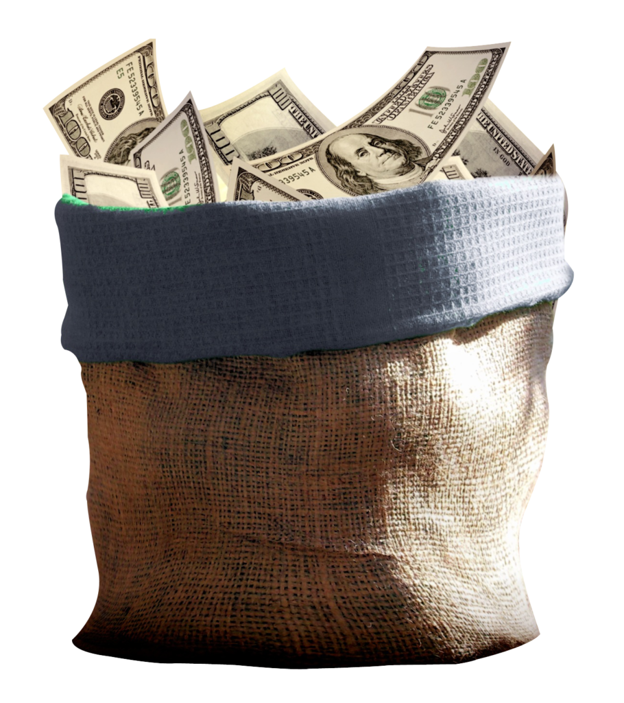Money Bag PNG Image  PngPix