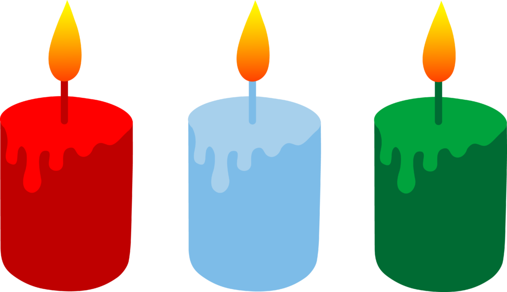 Free Christmas Candle Clipart Download Free Clip Art