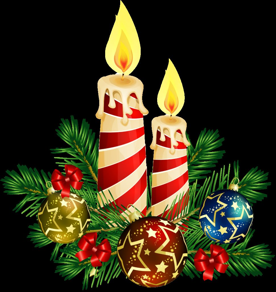 Tree candles clipart  Clipground