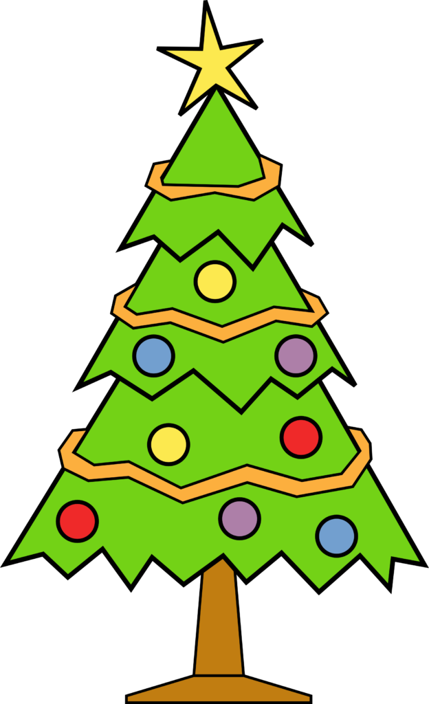 Clipart Christmas Tree  Clipart Panda  Free Clipart Images