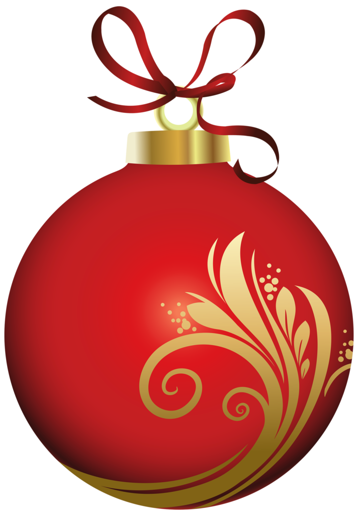 Picture Of Christmas Decorations  Free download on ClipArtMag