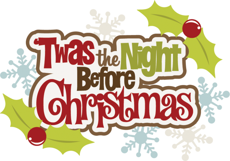 Free Christmas Eve Cliparts Download Free Christmas Eve