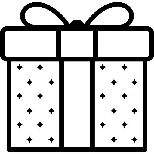 Gift  Free christmas icons