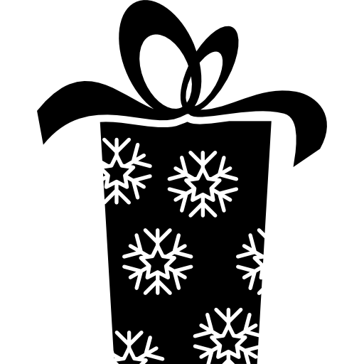 Gift Christmas Silhouette Clip art  gift png download