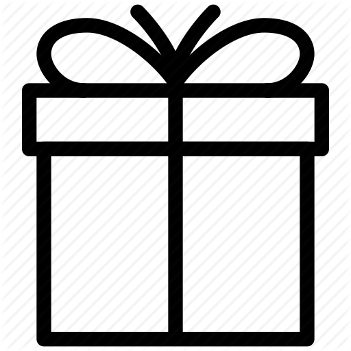 outline of present clipart 20 free Cliparts  Download