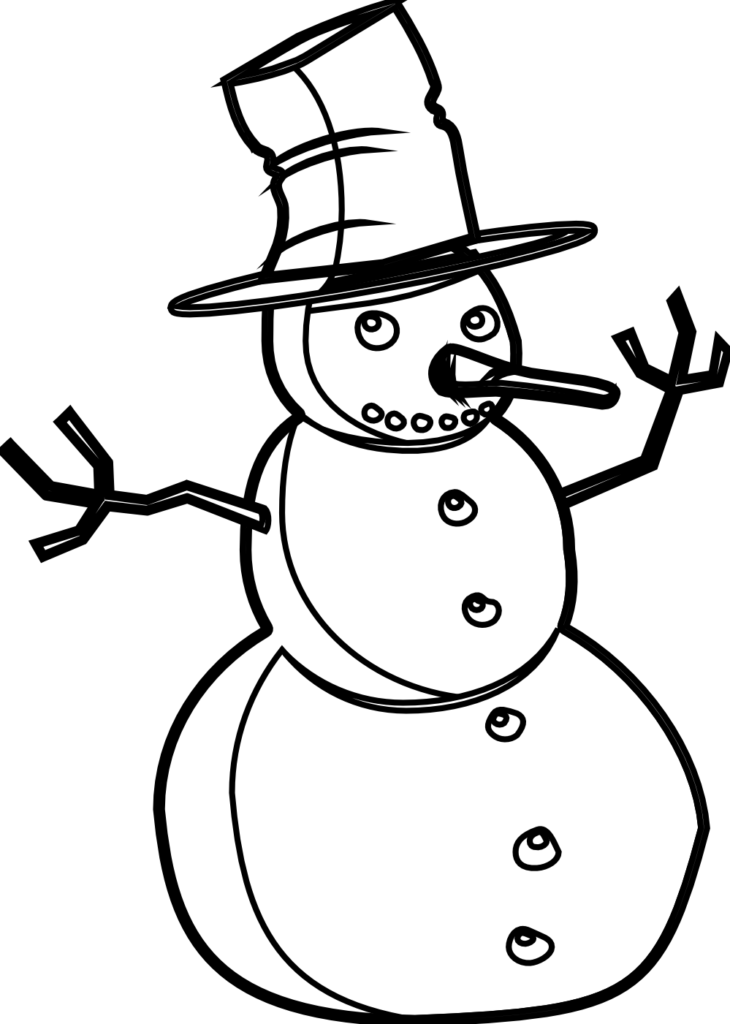 Merry Christmas Images Black And White  Free download on