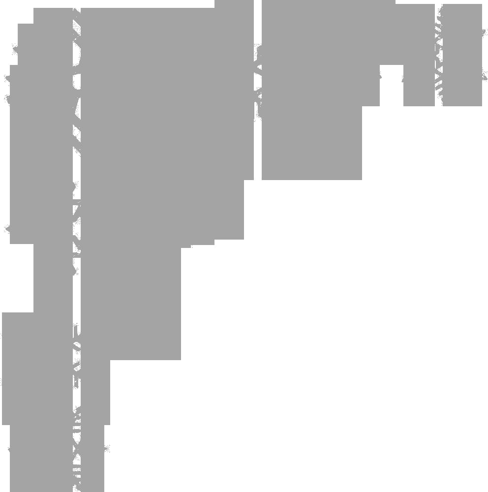 Christmas snowflake border clipart envelope collection