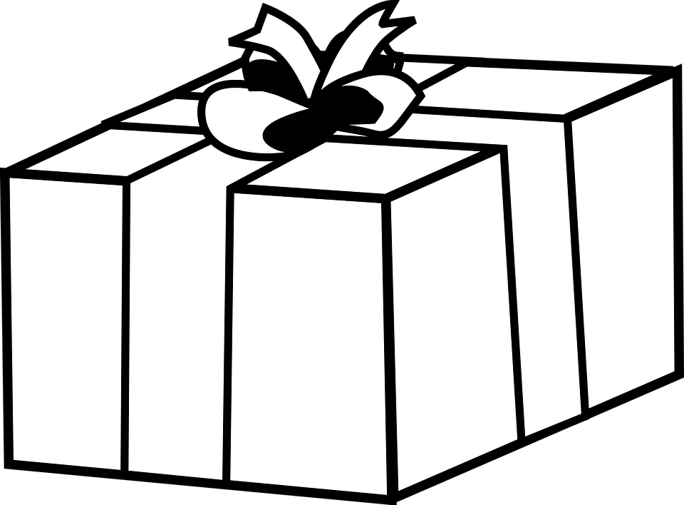 Gift Present Bow  Free vector graphic on Pixabay