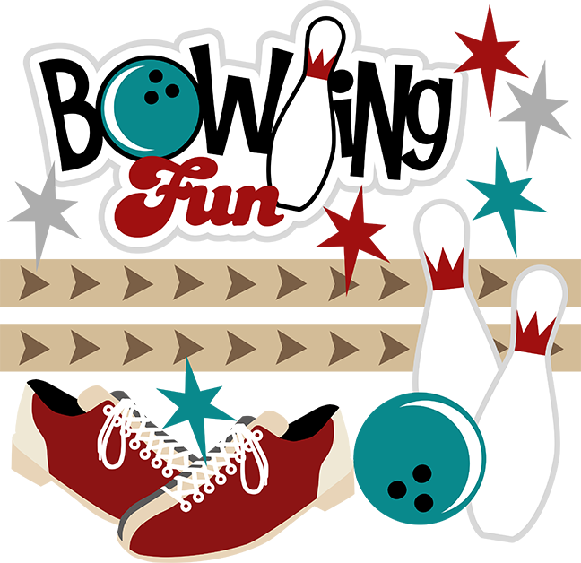 Bowling Party Christmas Clipart  Clipart Suggest