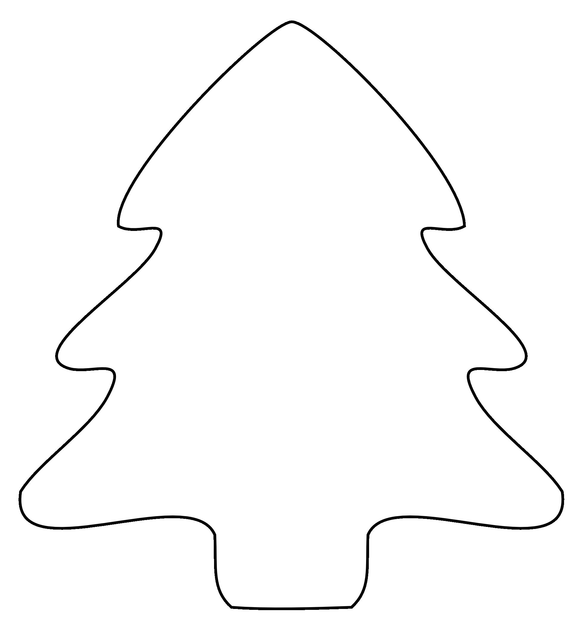 9 Black And White Christmas Tree Icon Images  Christmas