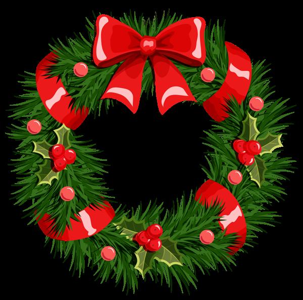 Free Wreath Clip Art Pictures  Clipartix
