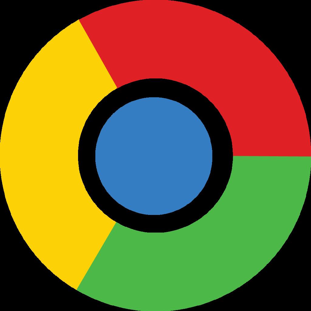 Google Chrome logo PNG