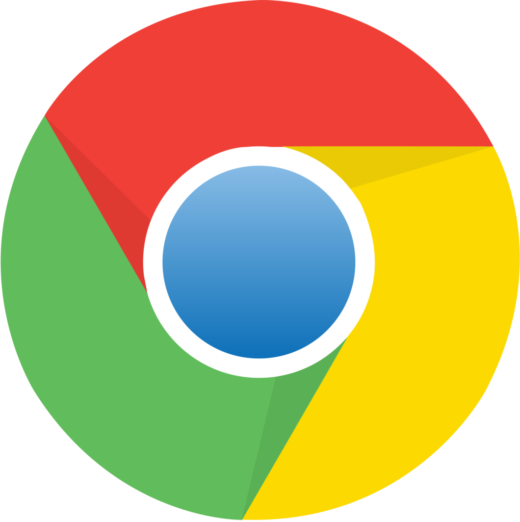 Chrome Logo Png Transparent  Google Chrome Png Clipart