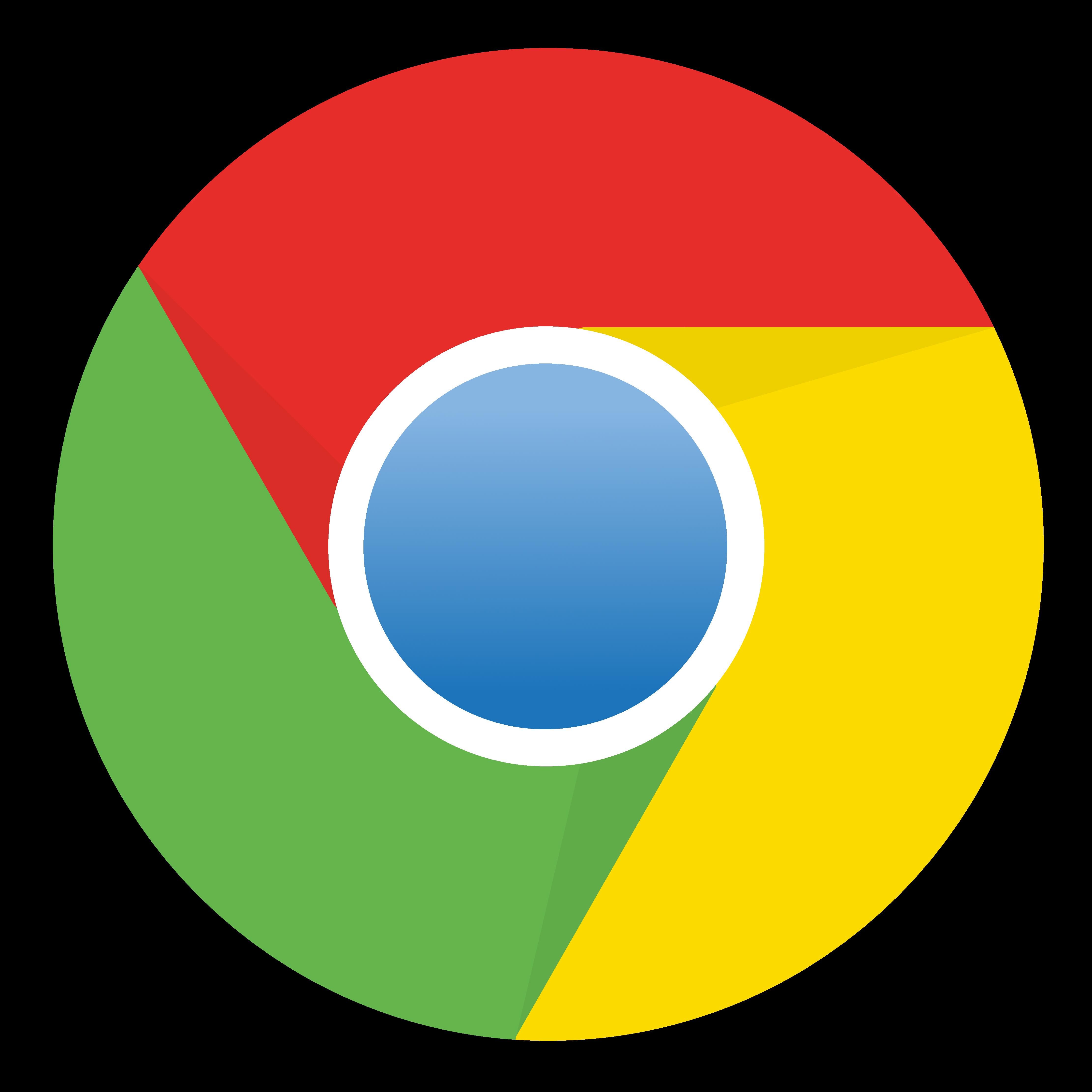Google Chrome Logo Vector PNG Transparent Google Chrome ... - Chrome Logo Transparent