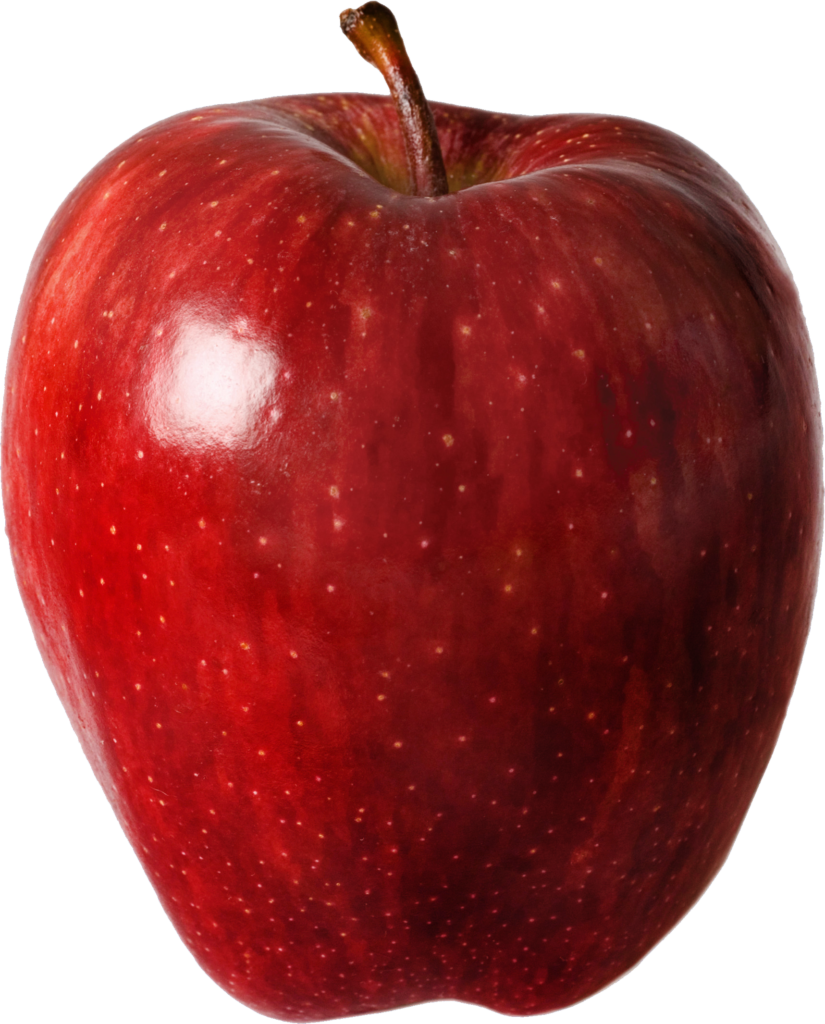 Classic Red Apple PNG Image  PurePNG  Free transparent