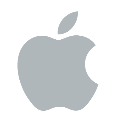 Apple classic logo vector download free
