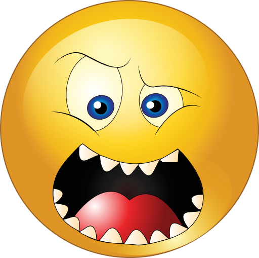 Rage Smiley Emoticon Clipart Royalty Free Public