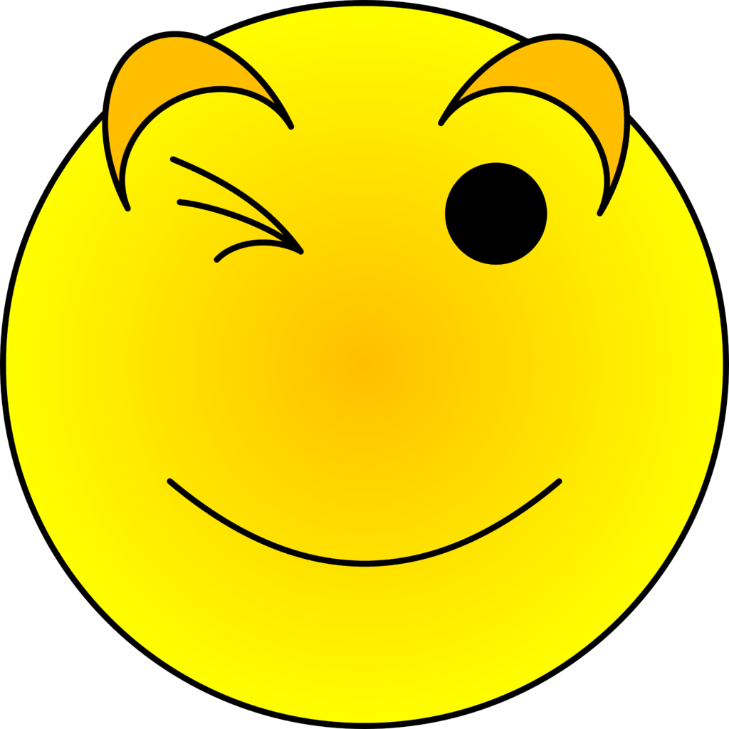 Free Wink Smiley