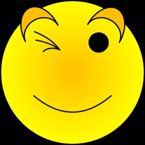 Free Wink Smiley - Clip Art Smiley Faces Emoticons