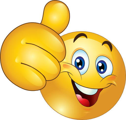 Excited Smiley Face With Thumbs Up Clip Art  ClipArt Best