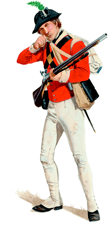 Free Coloring Pages Of Revolutionary War Soldier Army