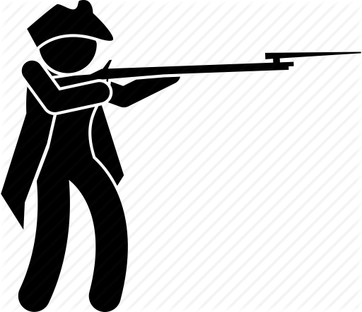 Revolutionary War Clipart  Bilscreen