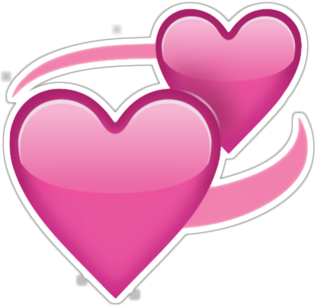 Heart clipart emoji  Pencil and in color heart clipart emoji