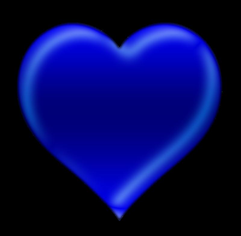Heart138png  Heart emoji Colorful heart Blue heart
