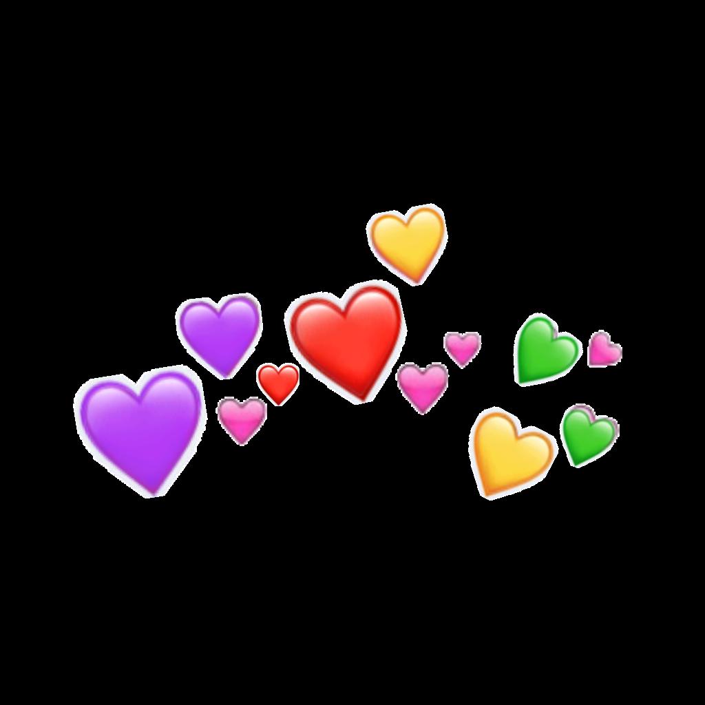 hearts original colors emoji featurethis