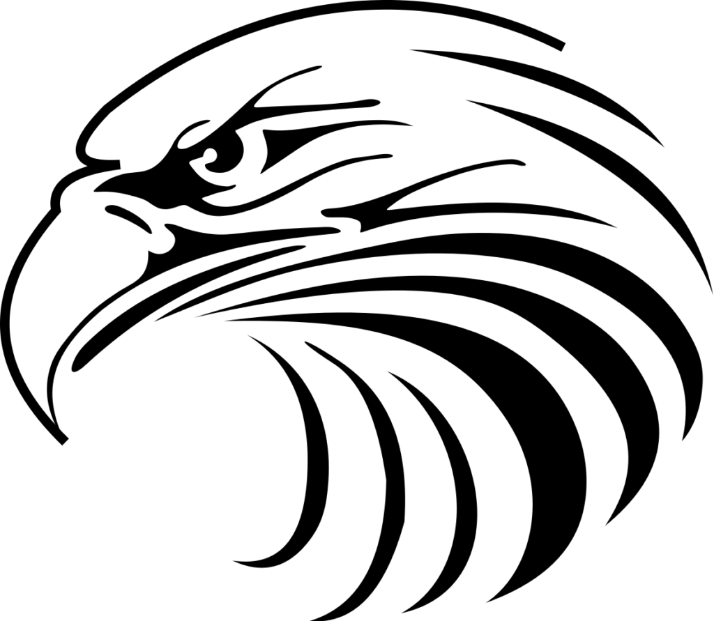 FileEagleheadvectorimagesvg  Wikimedia Commons