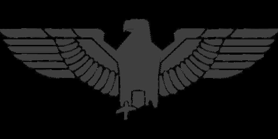 Vector gratis Águila Ave Halcón Símbolo  Imagen