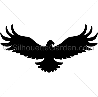 Eagle silhouette clip art Download free versions of the