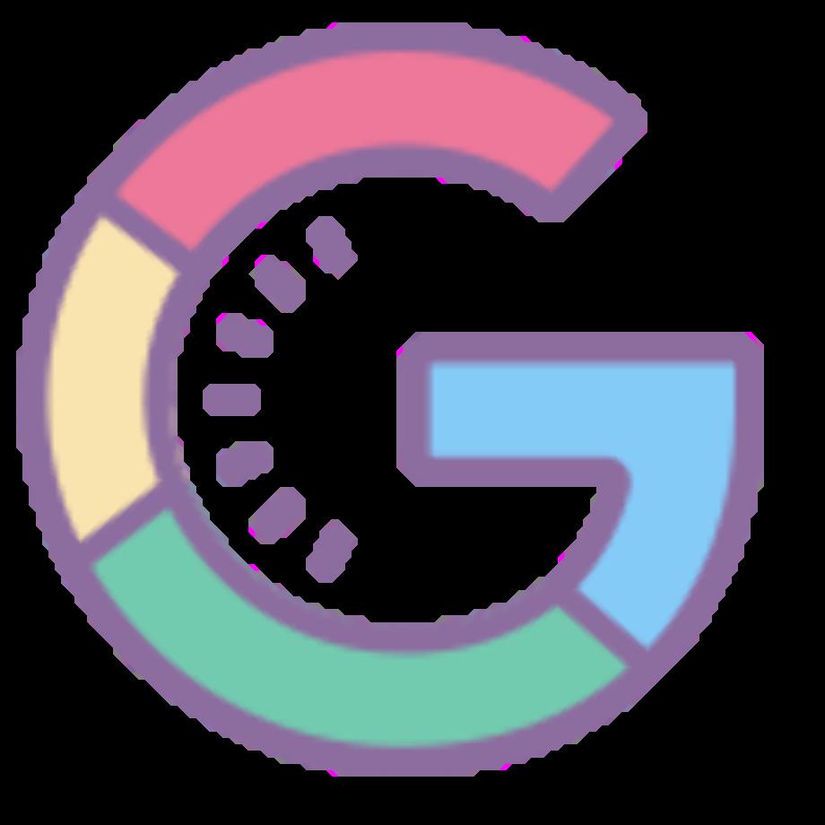 Download High Quality google logo transparent cute