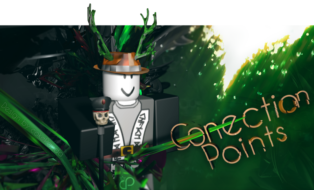 ROBLOX Conection Points thumbnail design 2 by
