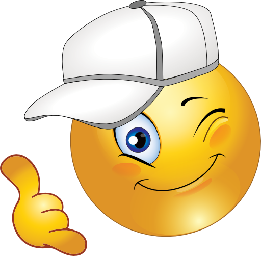 Cool Boy Call Me Smiley Emoticon Clipart  i2Clipart