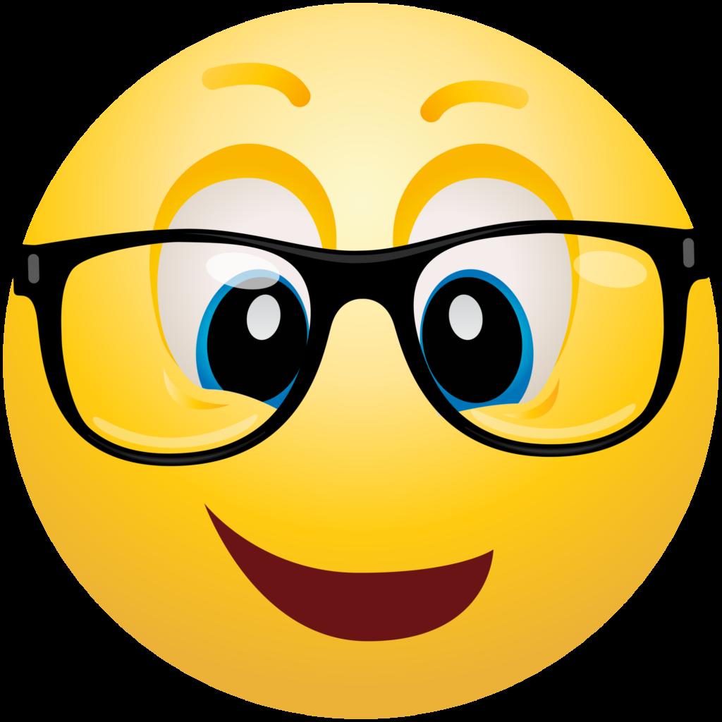 Sunglasses clipart emoticon Sunglasses emoticon