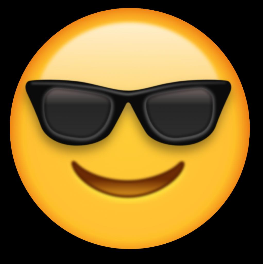 Sunny  Cool  Emoji